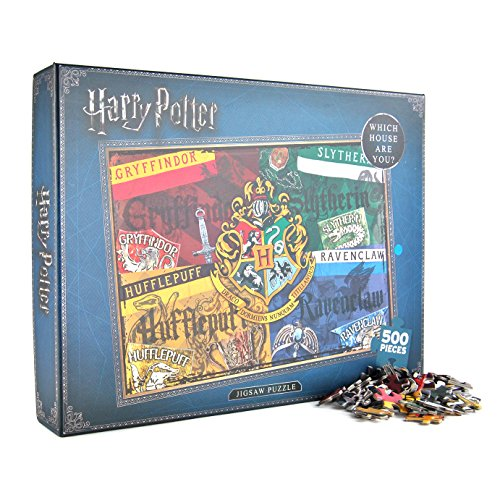 Harry Potter Puzzle 500 Piezas, 1