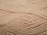 Sirdar Country Style 4ply Strickgarn, Strickwolle, Camel 392, Preis pro 50 g Knäuel