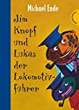 Jim Knopf und Lukas der Lokomotivführer.
