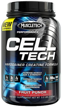 cell-tech performance Series, arancione – 1400 g by Muscletech m