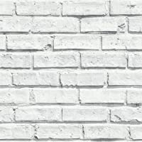 Arthouse Wallpaper VIP Brick White by Arthouse