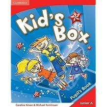 Kid's Box Junior A Pupil's Book Greek edition