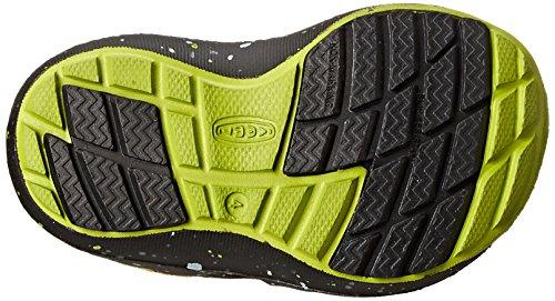 KEEN Rio sandales enfants noir vert