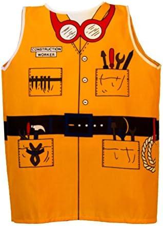 Dexter Worker Toys Construction Worker Dexter Costume B005PWWNJO d1e545