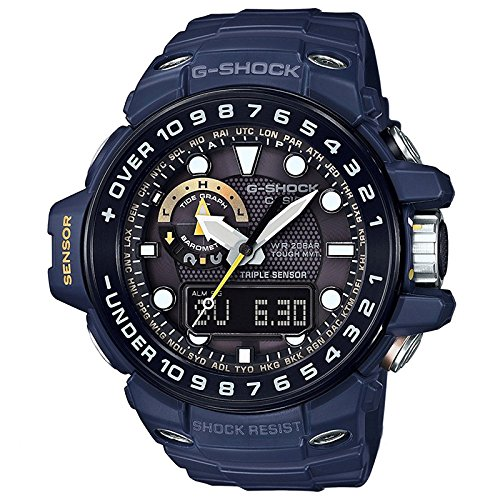Casio G-Shock Gravitymaster for Men - Casual Resin Watch - GWN-1000NV-2A