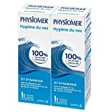 Physiomer Nasal Hygiene Dynamic Jet 2 x 135ml by Physiomer