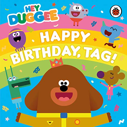 Today is a very special day . . ., it's Tag's birthday! What has Duggee got in mind for a surprise? A very bouncy present, that's what!Join everyone's favourite dog in this adorable tale for budding young Squirrels!