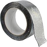 Präzise gefertigte Sylglas Aluminium-Klebeband, 50 mm x 4 m Rolle [1]-w/3yr rescu3 ® Garantie