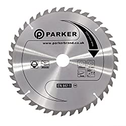255mm Mitre Circular Saw Blade (40-tooth)