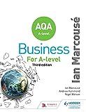 Image de AQA Business for A Level (Marcousé) (English Edition)