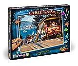 Noris Spiele Schipper 609130645 - Malen nach Zahlen - San Francisco Cable Cars, 40x50 cm