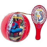 WDK Partner - A1200111 - Jeu de Plein Air et Sport - Tap Ball Spiderman