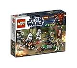 LEGO: Star Wars: Endor Rebel Trooper and Imperial Trooper Battle Pack - LEGO