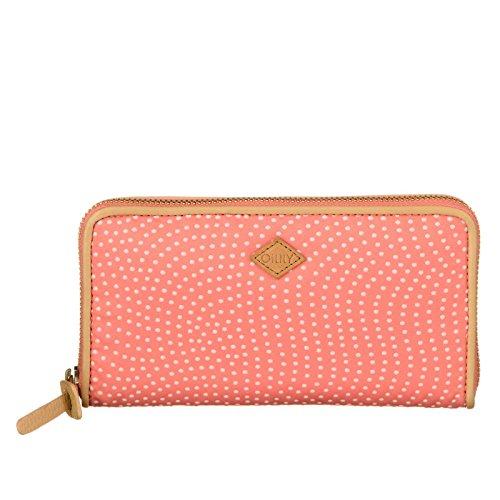Oilily Geldbörse L Zip Wallet Swipe Pink Flamingo
