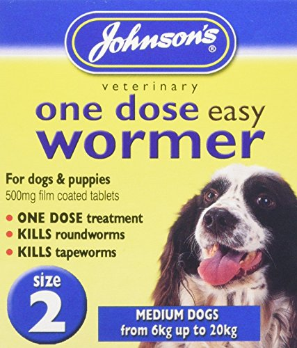 Easy Wormer Johnson's