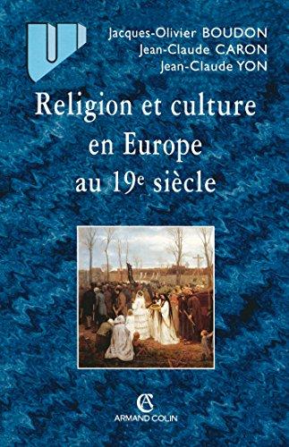 Religion et culture en Europe au 19e sicle