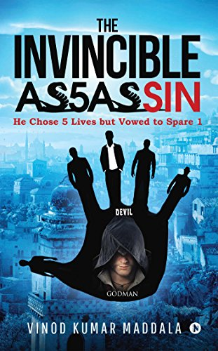 The Invincible Assassin : He Chose 5 Lives but Vowed to ...