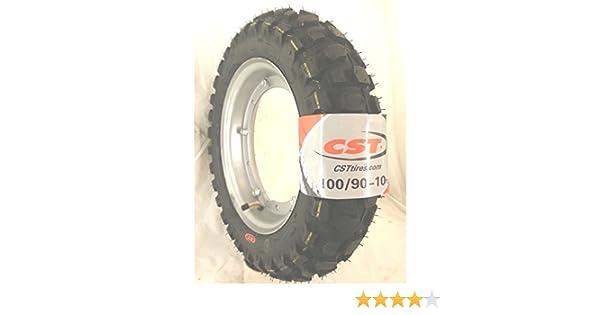 Reifen 3.50/ /10/56J CTS ohne Schlauch LML Star Vespa PX Ape 50/C