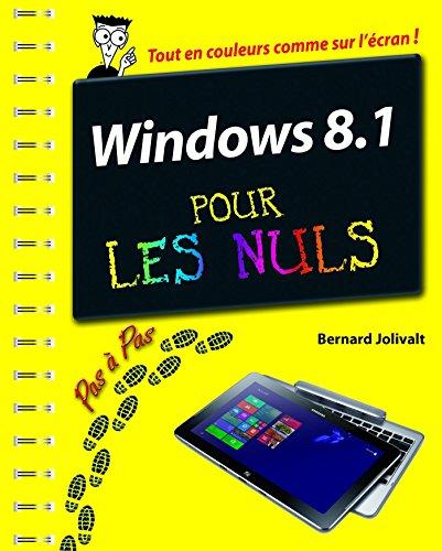 Livres gratuits en ligne Windows 8.1 Pas à pas Pour les Nuls epub, pdf