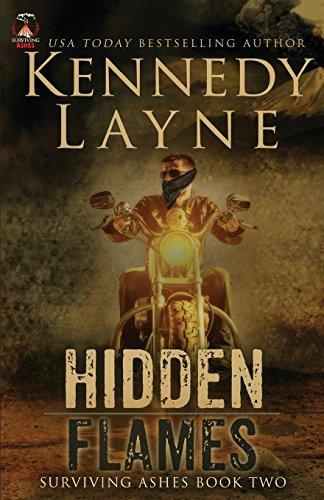 Hidden Flames (Surviving Ashes, Book Two) (Yellowstone Park Romantik)