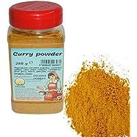 Gr 250Curry Powder (dispensador Shyam Paprika Cilantro Comino y jengibre