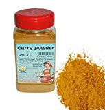 GR 250Curry powder en distributeur Curcuma Paprika coriandre Cumin et gingembre