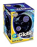 [UK-Import]2 in 1 Globe Earth by Day Earth by Night E2020