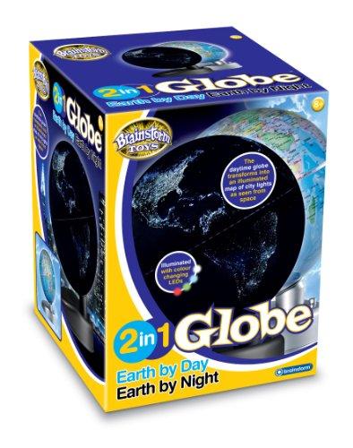 [UK-Import]2 in 1 Globe Earth by Day Earth by Night E2020 Preisvergleich