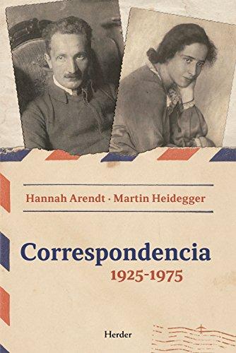 Correspondencia 1925-1975 por Hannah Arendt