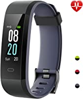 Willful Smartwatch Orologio Fitness Tracker Android iOS Uomo Donna Bambini Impermeabile IP68 Cardiofrequenzimetro da...