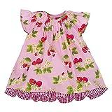 BONDI Webkleid alloverdruck, alloverdruck raspberry 104 sweetie girl Artikel-Nr.85435