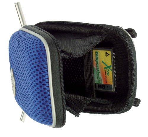 Dörr Maybox Klein - Kamerataschen (Blau, 60 x 25 x 95 mm)