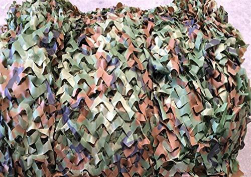 HGLAYY Grünes Dschungeltarnnetz, Antisatelliten-Sonnenschutznetz for Sonnenschutz/Vogelbeobachtung/Flugabwehr Camping Military Themed Verdeckung Canopy (Color : ArmyGreen, Size : - Vogelbeobachtung Kostüm