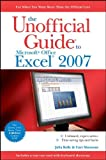 The Unofficial Guide to Microsoft Office Excel 2007 (Unofficial Guides)