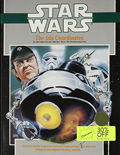 Isis Coordinates (Star Wars RPG) by Christopher Kubasik (1990-06-02)