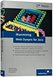 Maximizing Web Dynpro for Java by B. Ganz (2006-08-28)