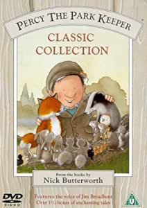 Percy The Park Keeper - Classic Collection [DVD]
