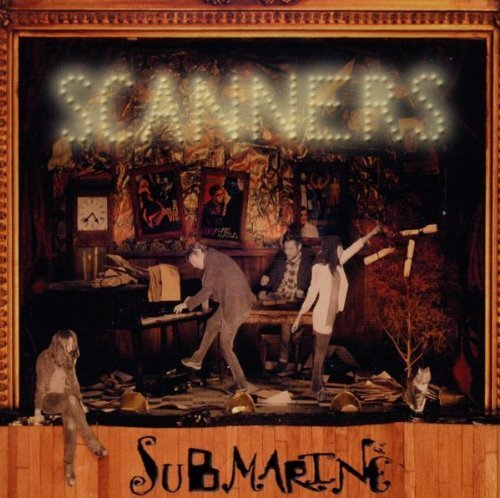 Submarine by Scanners (2010-11-17)