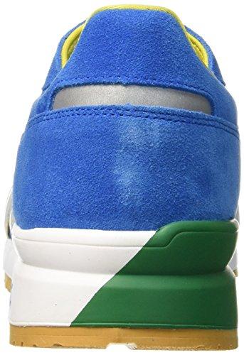 Asics Gel-epirus, Baskets Basses Unisexes - Adulte Bleu / Blanc