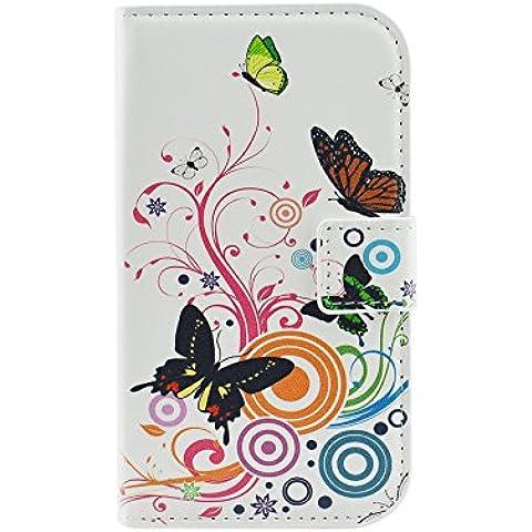 Cozy Hut Custodia Samsung Galaxy Grand Duos, Galaxy GT-I9082 Cover,