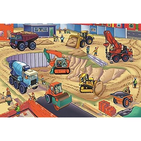Galt, Cantiere, Puzzle da pavimento