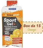 Named Sport Gel box da 15x25ml gusto Orange immagine