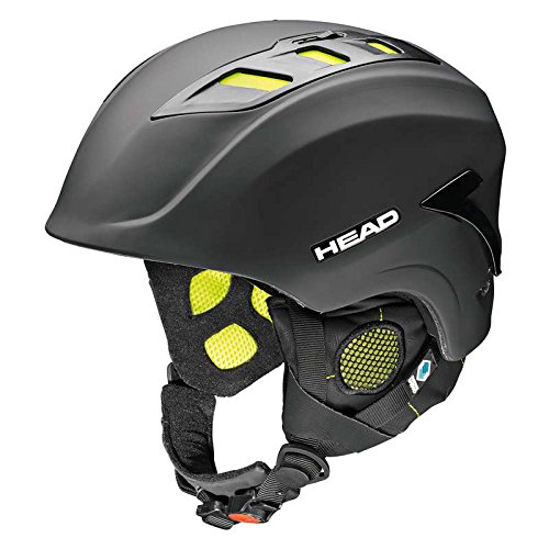 HEAD, Casco Uomo Sensor, Nero (Black), M/L