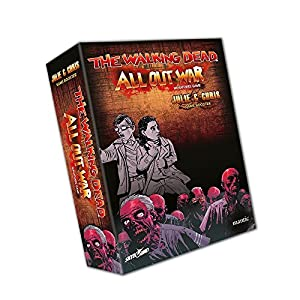 2 Tomatoes Games- Booster Julie & Chris-The Walking Dead: All out War (Oleada 2), Multicolor (5060469660745)