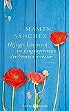 Heftiges Umarmen im Eingangsbereich der Pension verboten - Mamen Sánchez
