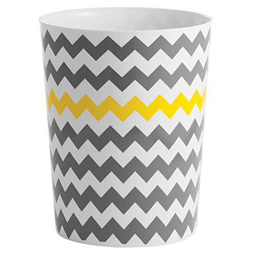 interdesign-chevron-waste-can-grey-yellow