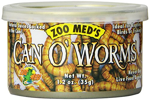 Zoomed Food Can O'Worms - 4 gr
