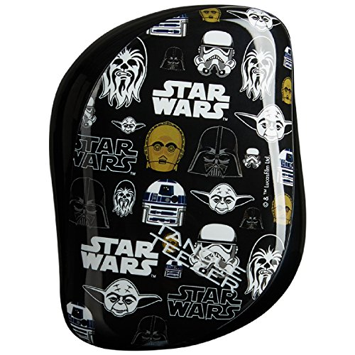 Tangle Teezer Compact Styler Star Wars Originale con ologramma
