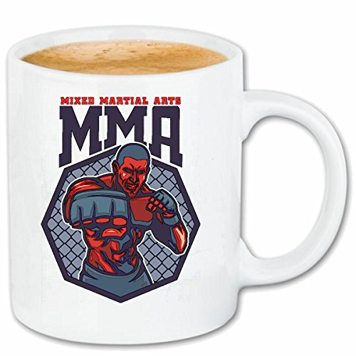 Kaffeetasse MMA MIXED MATERIAL ARTS KAMPFSPORT