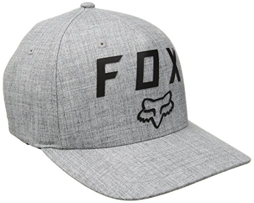 FOX Cap Number 2, Grey, Größe S/M